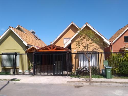 Casa de veraneo Penaflor, Maipo