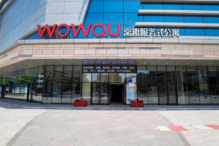 Wowqu Service Apartment·Dalian Jinzhou Shengli Road Ruibai Center, Dalian