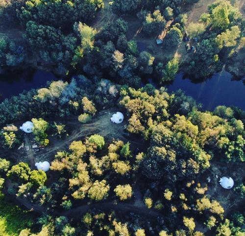 Domos Bosque Escondido, Cauquenes
