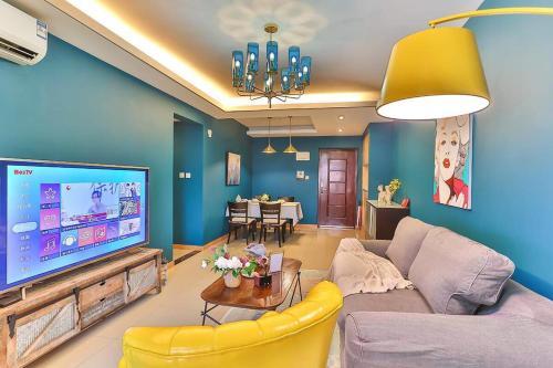 Chongqing Yuzhong·Longhushidaitianjie· Locals Apartment 00165980, Chongqing