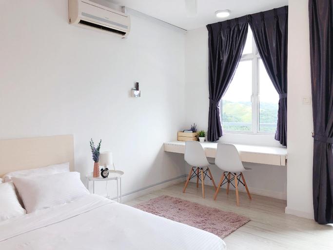 ORO cozy Studio,KLIA airport WiFi 40'Android Tv, Seremban