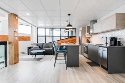 Le Masson – Complexe La Voute by KASANIA, Laval