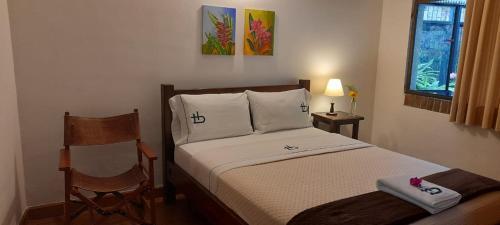 Ecohotel Bordones, Saladoblanco