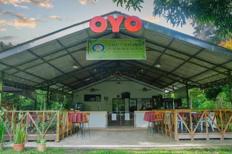 OYO 90037 The 7 Lodge Tambunan, Tambunan