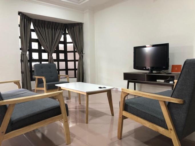 Sweety Home (Unifi + TV Box)[3 mins to MCD], Batu Pahat