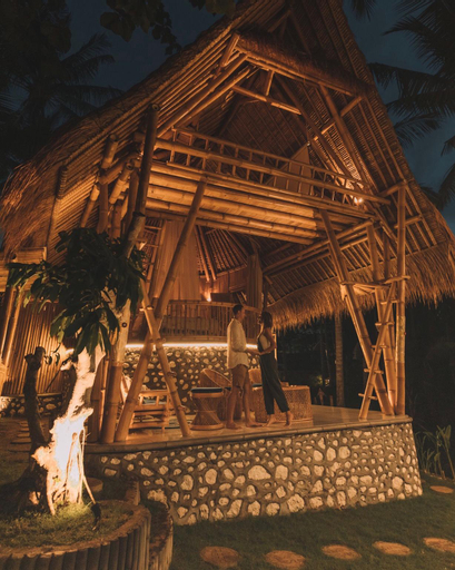 La Royale Tropical BAMBOO|| Exotic Sunset Villas, Klungkung