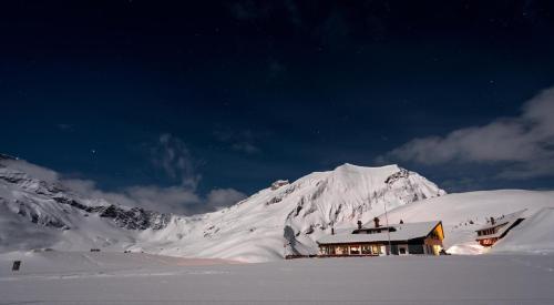 Berg- & Naturhotel Engstligenalp, Frutigen