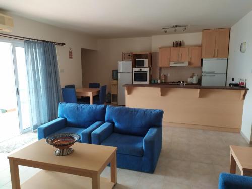 Большая квартира на Северном Кипре недалеко от моря!,