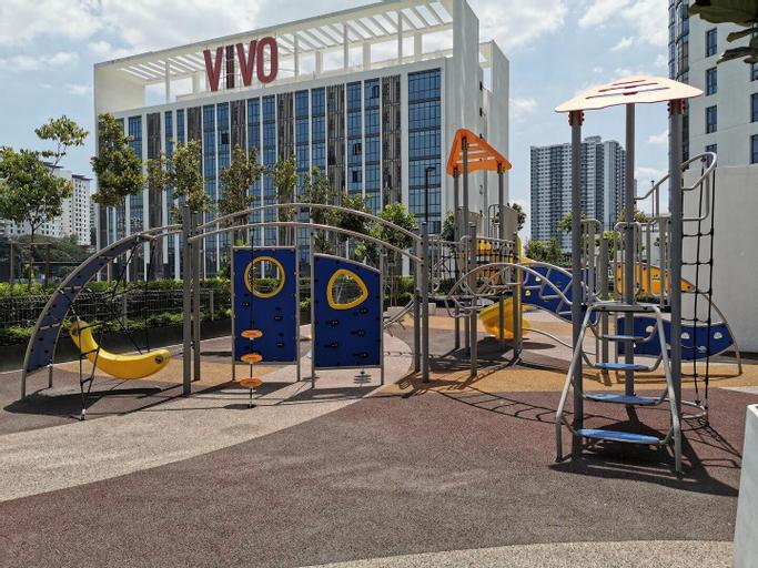 Near Mid Valley Luxury Condo 2R2B, CN Host, Kuala Lumpur