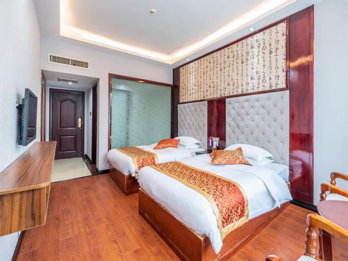 Deluxe Twin Room, Xiangxi Tujia and Miao