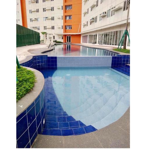 KOndo Residence Homey w/ Balcony + NETFLIX + WIFI, Manila