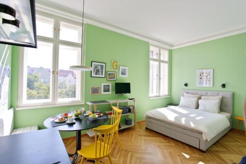 Prague Spring Apartment, Praha 7