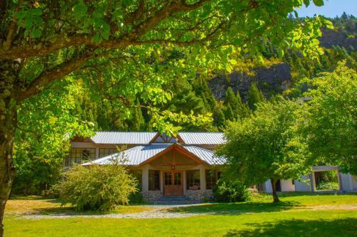 Hosteria de Montana Las Pataguas, Cushamen