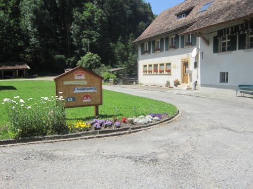 Gast und Hof Spittel, Waldenburg