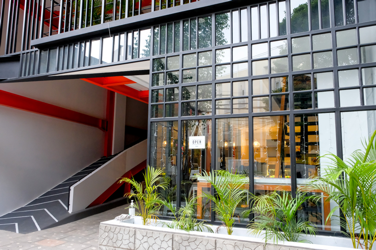 Mior House, Central Jakarta