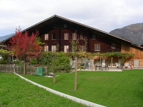 Holidayapartment Sydach, Interlaken