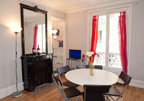 Apartement 2-3 Bedrooms, Paris