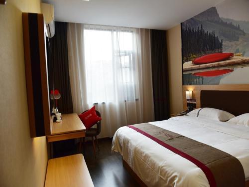 Thank Inn Chain Hotel Guizhou Tongren Bijiang District High-speed Railway Station Qingshui Avenue St, Tongren