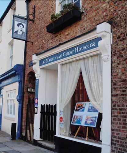 Martineau Guest House, North Tyneside