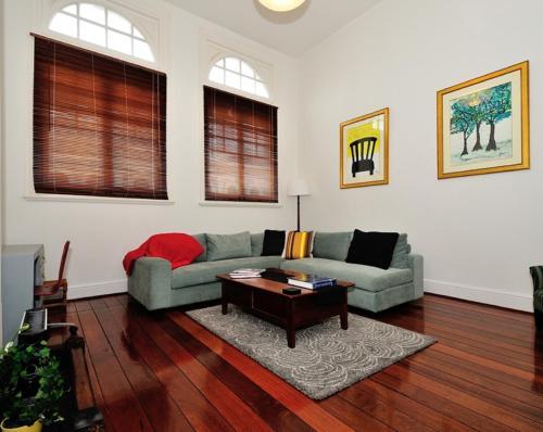 1904 - Central historic 1 bedroom apartment, Fremantle
