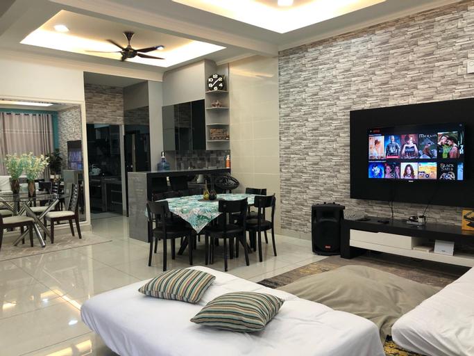 Semenyih Broga 8-16 guests villa karaoke and BBQ, Hulu Langat