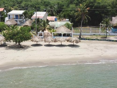 Hotel Cabana Playa DanRay, Tolú
