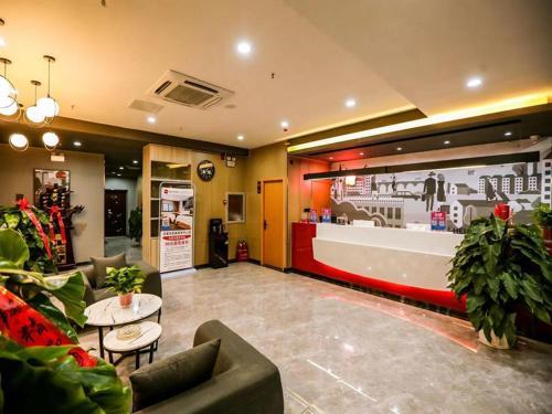 Thank Inn Chain Hotel Shanxi Yangquan Suburban Government Center, Yangquan