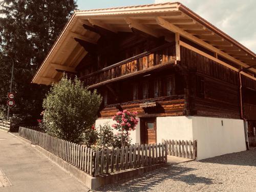 Gemutliches Zuhause mit Ausblick, Interlaken