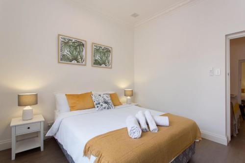 Quokka at White Gum Lodge, Fremantle