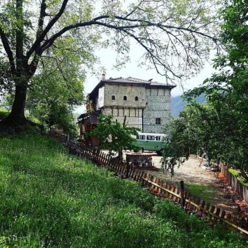 Kulla Hupi guesthouse, Bulqizës