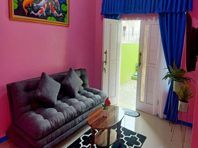 Homestay Permata Sekar - 1 Rumah - 2 Bedroom, Malang