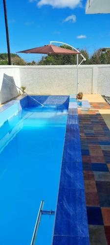Villa with one bedroom in Trou aux Biches with private pool enclosed garden and WiFi 300 m from the ,