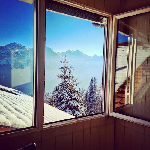 Chalet Lilo 4 Zimmer big View, Interlaken