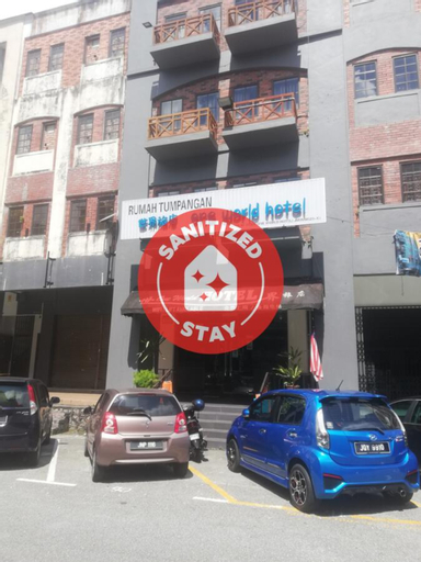 OYO 90157 One World Hotel, Johor Bahru