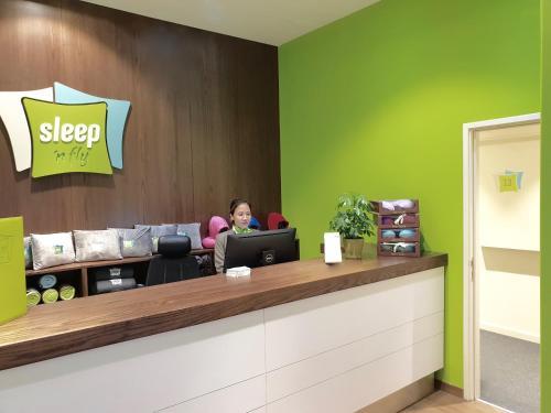 sleep 'n fly Sleep Lounge, Dubai Airport, D-Gates (Terminal 1),