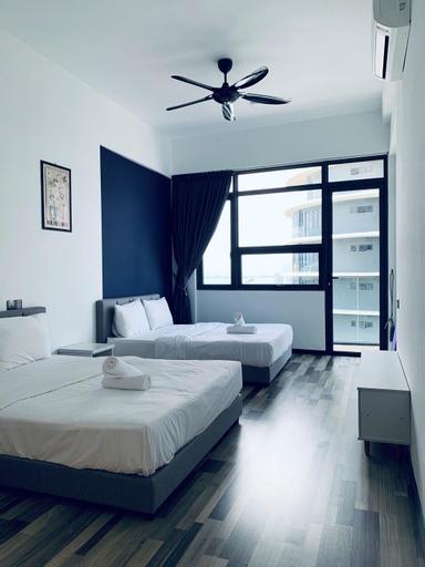Simple Concept Seaview Suites @30, Pulau Penang