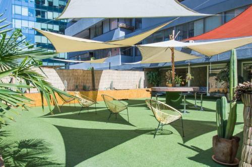 The Lounge - 3BR W/ Terrace, Wifi, Shopping, Santiago