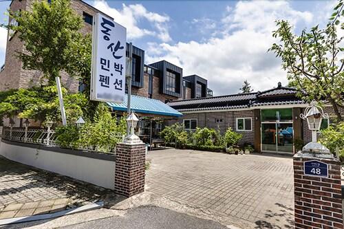 Songnisan Dongsan Minbak Pension, Boeun