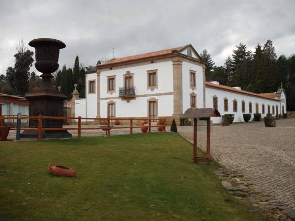 Hotel Rural Casa de Samaioes, Chaves