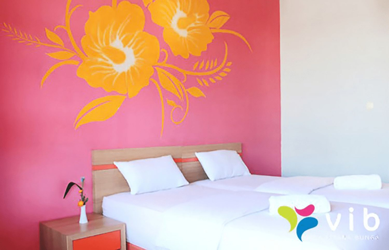 Maple House Hotel Lembang @Villa Istana Bunga, Bandung