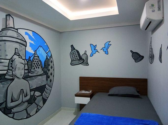 WENSROOM Seturan Student Castle Apartment, Yogyakarta