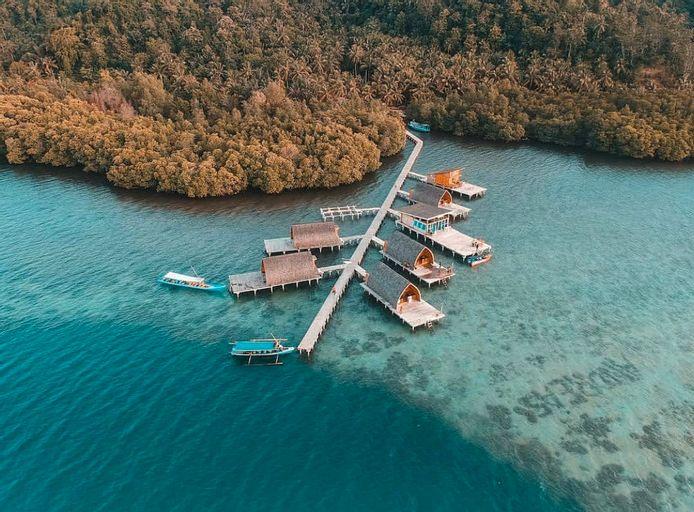 Andreas Resort Pulau Pahawang, Pesawaran