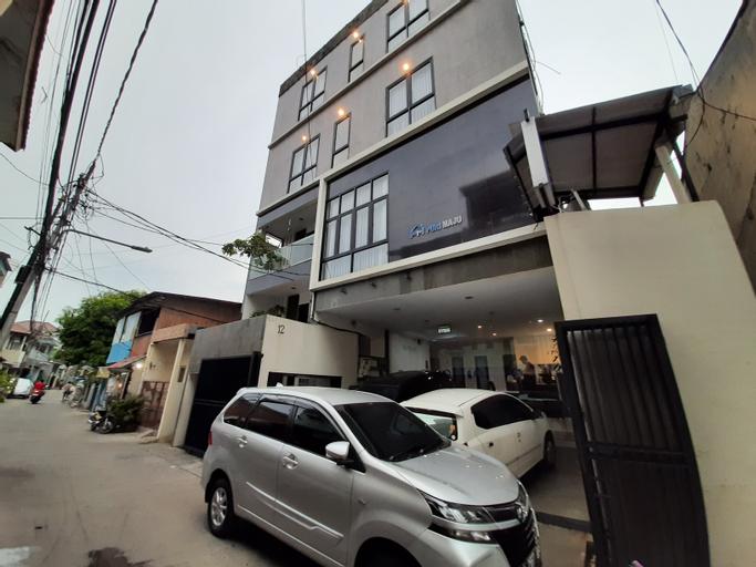 Nusalink Near Puri Maju Jelambar, Jakarta Barat