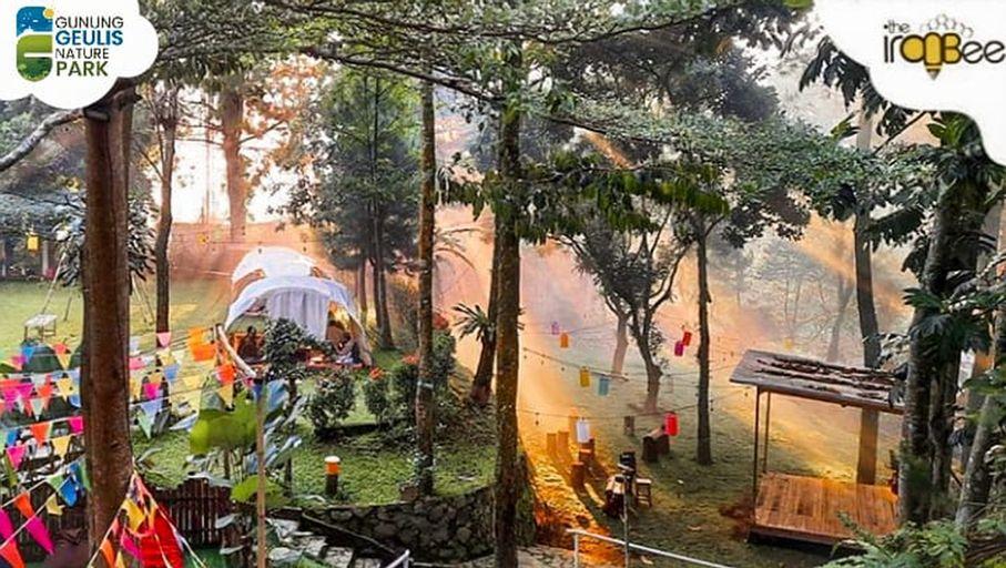 Gunung Geulis Campsite, Bogor