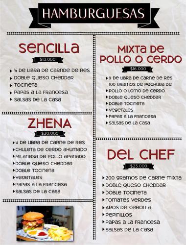 Hotel Restaurante Zhena, San José de Cúcuta