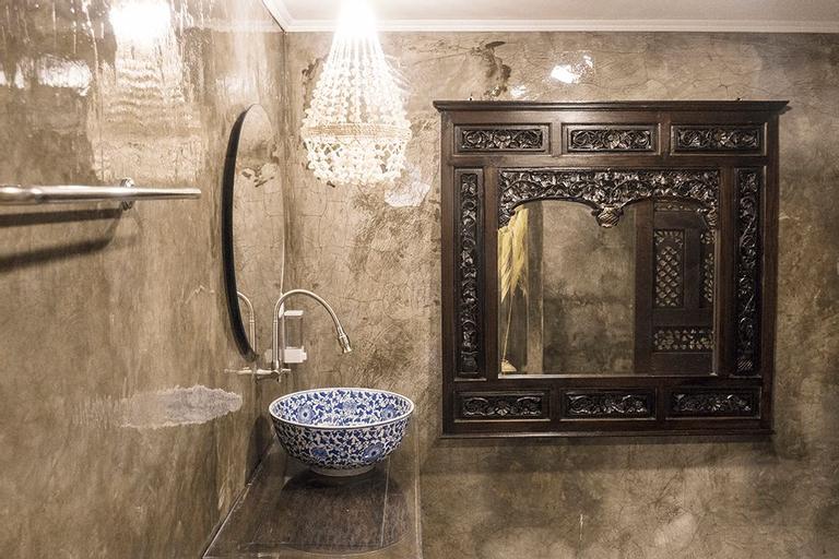 Villa Cassablanca - Luxury Bohemian Concept by The Villas 100, Bogor