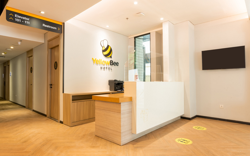 Yellow Bee Tanah Abang, Central Jakarta