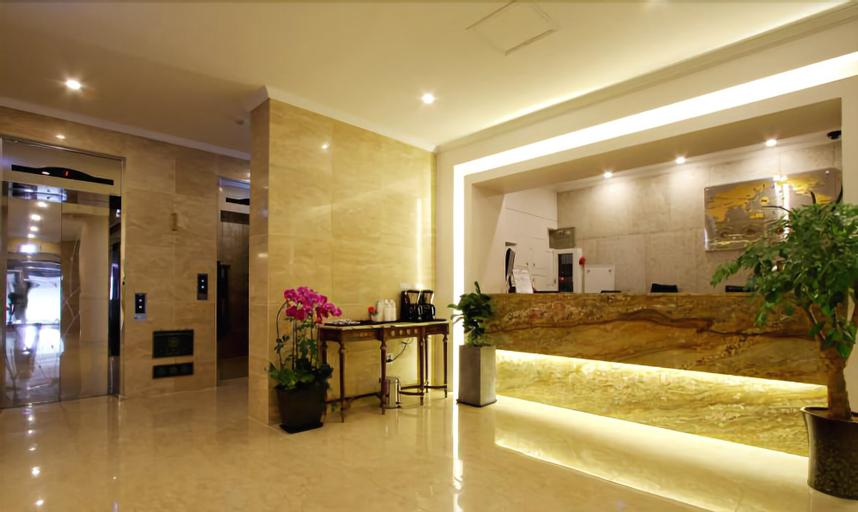 Bando Tourism Hotel, Gyeyang