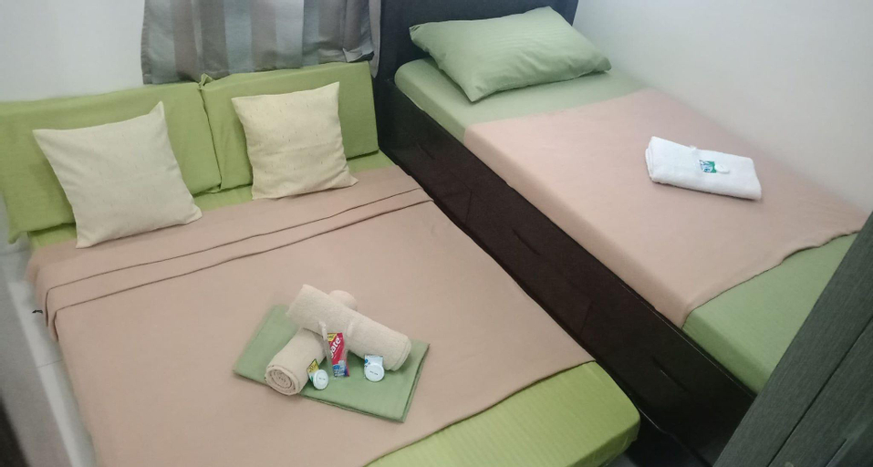 Green Residences 1Bedroom in Metro Manila/Netflix, Manila