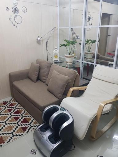 Elegant Studio @ Grass Residences 1-3persons only, Quezon City